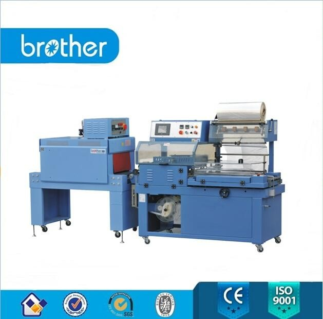 Hot Sale Best Quality Automatic L Sealer and Shrinking Wrapper