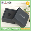 Black Matte Paper Printed Packaging Cardboard
