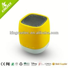 Rechargeable portable portable megaphone speaker for promotion