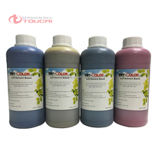 Factory large stock original best price for eco solvent ink dx7 wit color brand