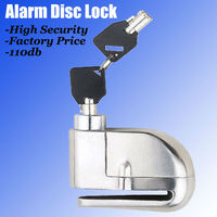 110db New Alarm motorcycle central locking system