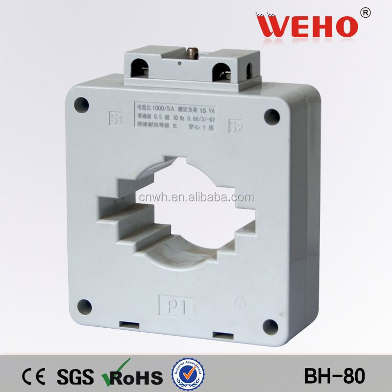 Usage current BH-80 encapsulated current transformer