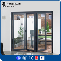ROGENILAN Australian Standard AS2047 aluminum frame colonial art deco spanish style doors