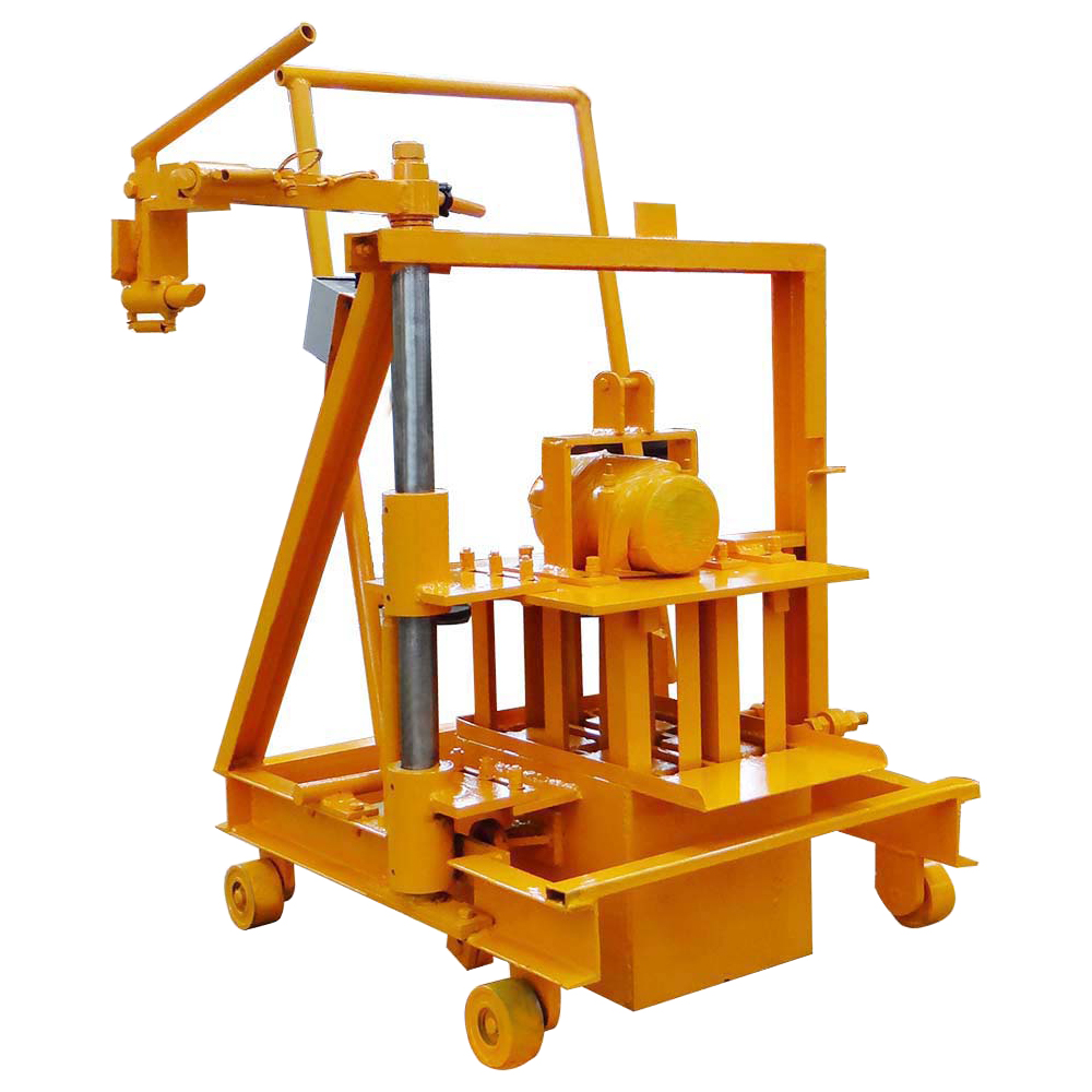 small scale industries move ecological modular brick making machine <strong>manufacturing</strong>