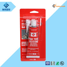 Flange sealant fast curing RTV silicone gasket maker for auto spare parts