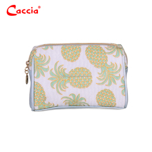 China Wholesale Factory PVC Frosted Cosmetic Bag New Print Makeup Bag Funny Organize Toiletry Bag