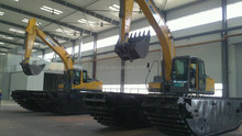20 TON CLASS NEW AMPHIBIOUS EXCAVATORS WITH UPERCARRIAGES OF CATERPILAR, JOHN DEERE, CASE, KOMATSU, BOBCAT, HITACHI, VOLVO ETC
