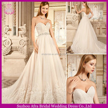 SD908 Beautiful tulle ball gown lace-wedding-dress-patterns-free germany wedding dress 2016