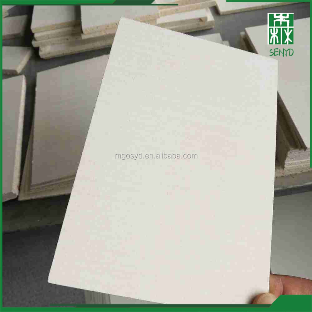 fireproof magnesium oxide board price decorative insulation wall board