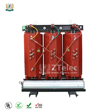 10KV Grade Epoxy Resin Cast Dry Type Transformer has ISO9001 certification