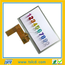 "China factory replacement 7"" lcd tft display with touch screen"
