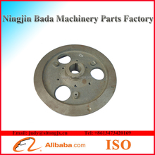 Single cylinder engine parts ZS1110 diesel casting flywheel