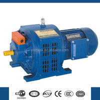 YCT Series Three Phase Induction Ac 10hp Electric Motor Price