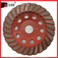 Diamond Cup Wheel For Coating, Epoxy, Mastics And Paint