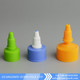 PP 20-410 ribbed twist off cap for bottles, 24-410 twist off cap, 28-410 twist off cap