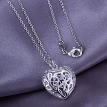 2014 Hot Sale Heart Pendant Jewelry In Silver 925 Popular On Turkey, Indonesia, Miami, Germany, Los Angeles California, Morocco