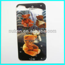 3D Cartoon Bear Mobile Phone Silicone Case