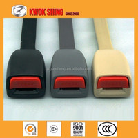 CCC E4 TS16949 Certificated Truck/Bus/Car Plastic Seat Belt Buckle