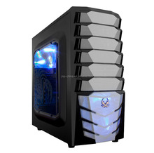 Brand new plastic atx computer case extended computer case for wholesales