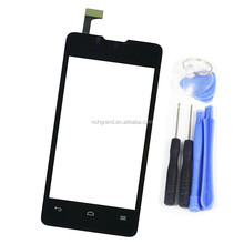 High quality replacement touch screen digitizer glass panel for Huawei Ascend Y300