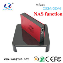 external net work hdd case 2.5 /3.5 case for hot selling