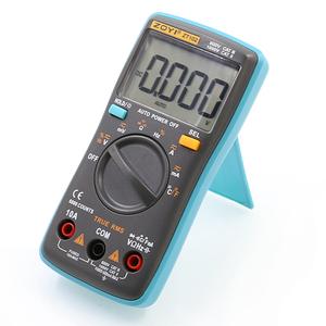 ZT102 Handheld auto range digital Multimeter 550V voltage protection