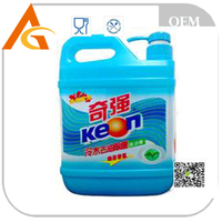 high efficiency dishwashing liquid kitchen cleaning formula detergent