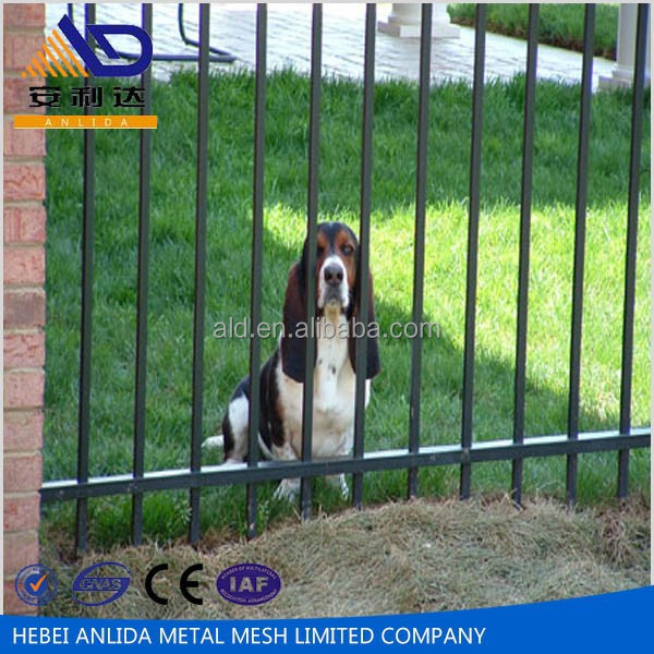 Cheap iron fence dog kennel for sale buy iron fence dog for Dog fence for sale cheap