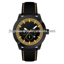 JA398 fashion alloy high quality unique sand watch for men