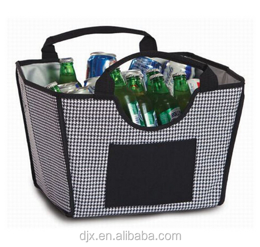 collapsible picnic cooler bag / Foldable Picnic Cooler