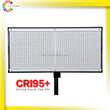 professional studio led lighting equipment ultra thin photography bi-color video led light panel