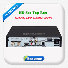 Best selling non-professional class hd satellite receiver digital cable tv set top android box price