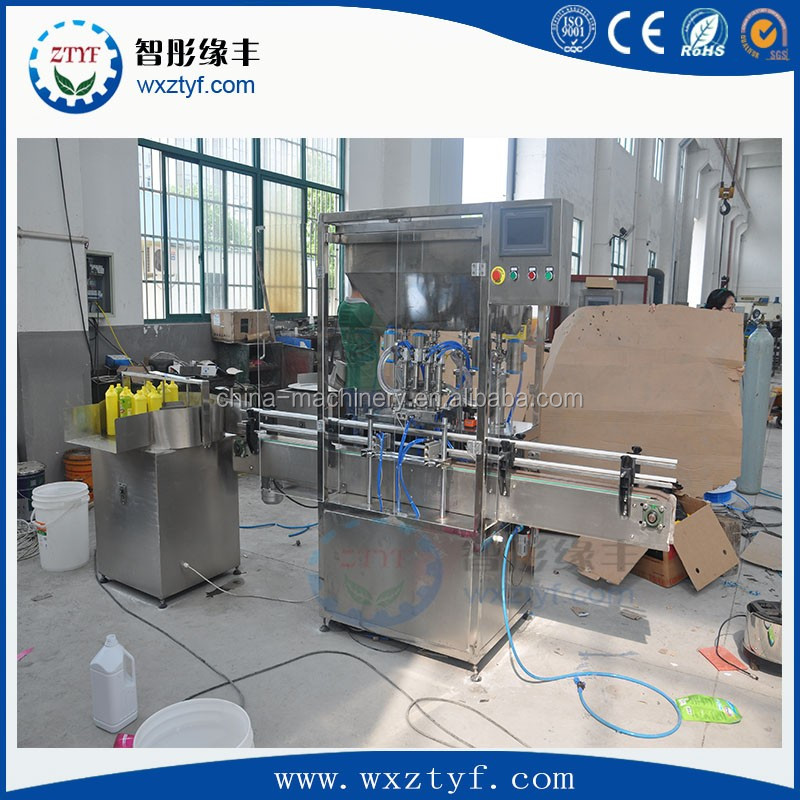 Honey, Sauce, High viscous Products Filling line