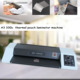 a3 330c high quality thermal pouch laminator machine