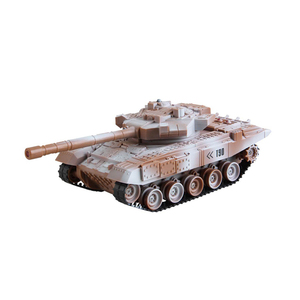 Military Toy 1:32 Infrared Remote Control Battle Rc Tank
