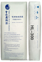 Fumed silica HL-300 silicon dioxide for cement raw materials