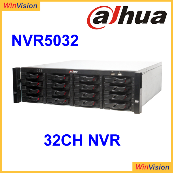 Dahua NVR5032 support Motion Detection, MD Zones: 396(22*18), Video Loss & Camera Blank