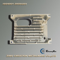 High Quality Small Radiator Aluminium Die Casting Products