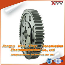 customized steel spur gear