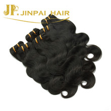 JP Hair Raw Pure Unprocessed Malaysian Virgin Hair Body Wave for Wholesale