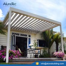 aluminium terrasse aluminium pergola markise dongguan aluno building material co ltd. Black Bedroom Furniture Sets. Home Design Ideas