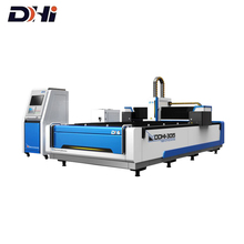 500W Imported original fiber laser metal cutting machine laser cutting how it works