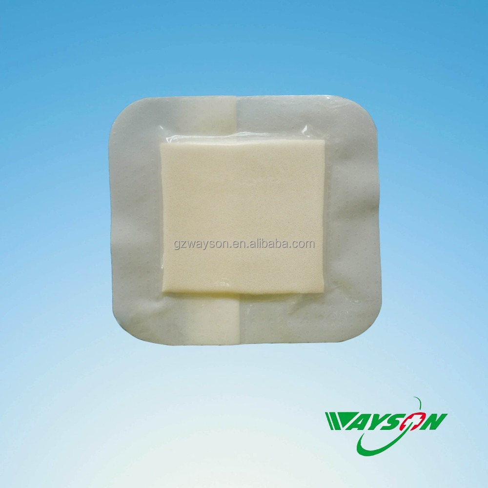 Wound the best care dressings - silicone dressings, remove scars, sterile, can be repeatedly paste, the best biocompatibility