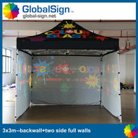 Outdoor EZ up custom printed canopies