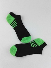 2012 New design/ coolmax/cotton sports socks/High grade socks