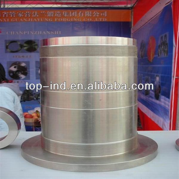China Special long weld neck flange