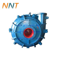 ISO 9001 & CE Certified Centrifugal Slurry Pump for Ball Mill