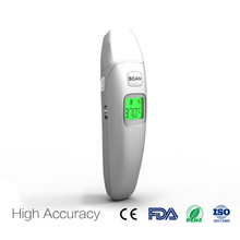 Clinical thermometer digital infrared wireless laser IR forehead and ear thermometer