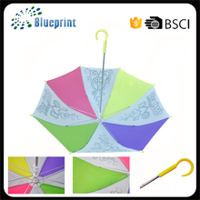 Chinese manufacturers wholesale fashion cute design children's umbrella