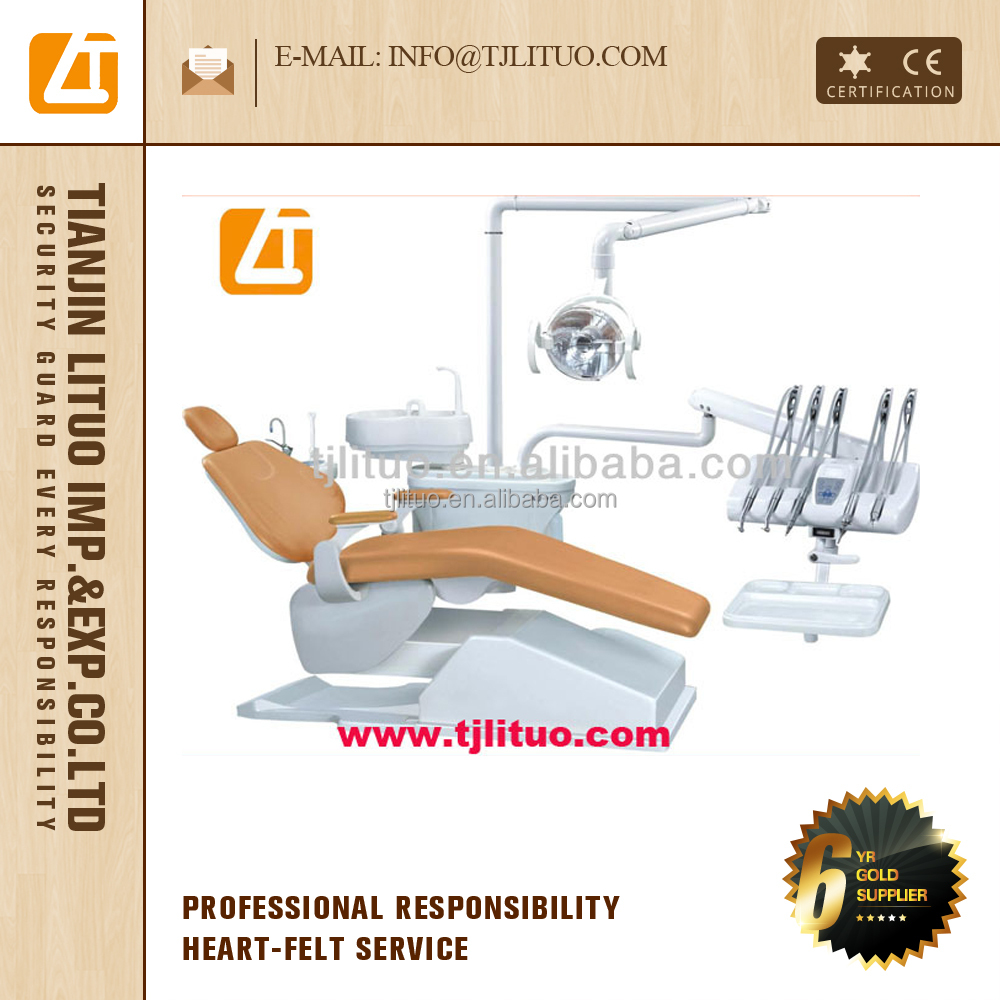 CE dental unit with chair